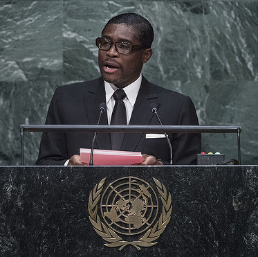 Teodoro Obiang, Image: Flickr / un_photo