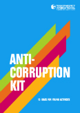 Cover of anti-corruption kit for young activists