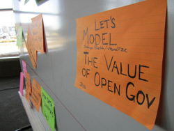 Image about open governance