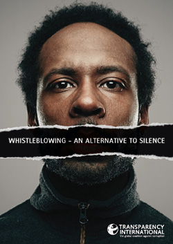 Whistleblowing, an alternative to silence, image