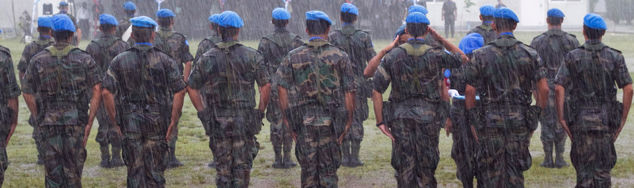UN peacekeeping missions must tackle corruption