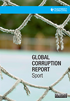 Cover image of Global Corruption Report: Sport