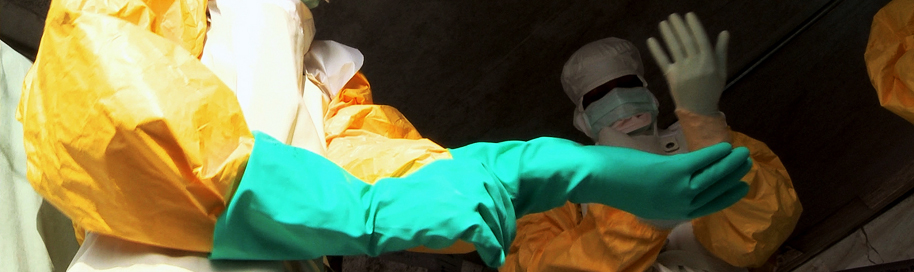 Ebola: corruption and aid