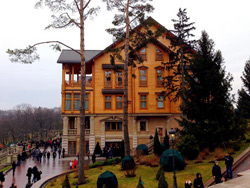 Image of Yanukovych mansion