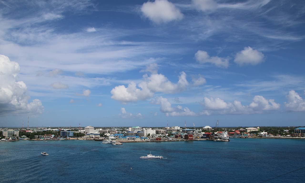 Who doesn't know the Cayman Islands is a great place to hide money? The Cayman Islands