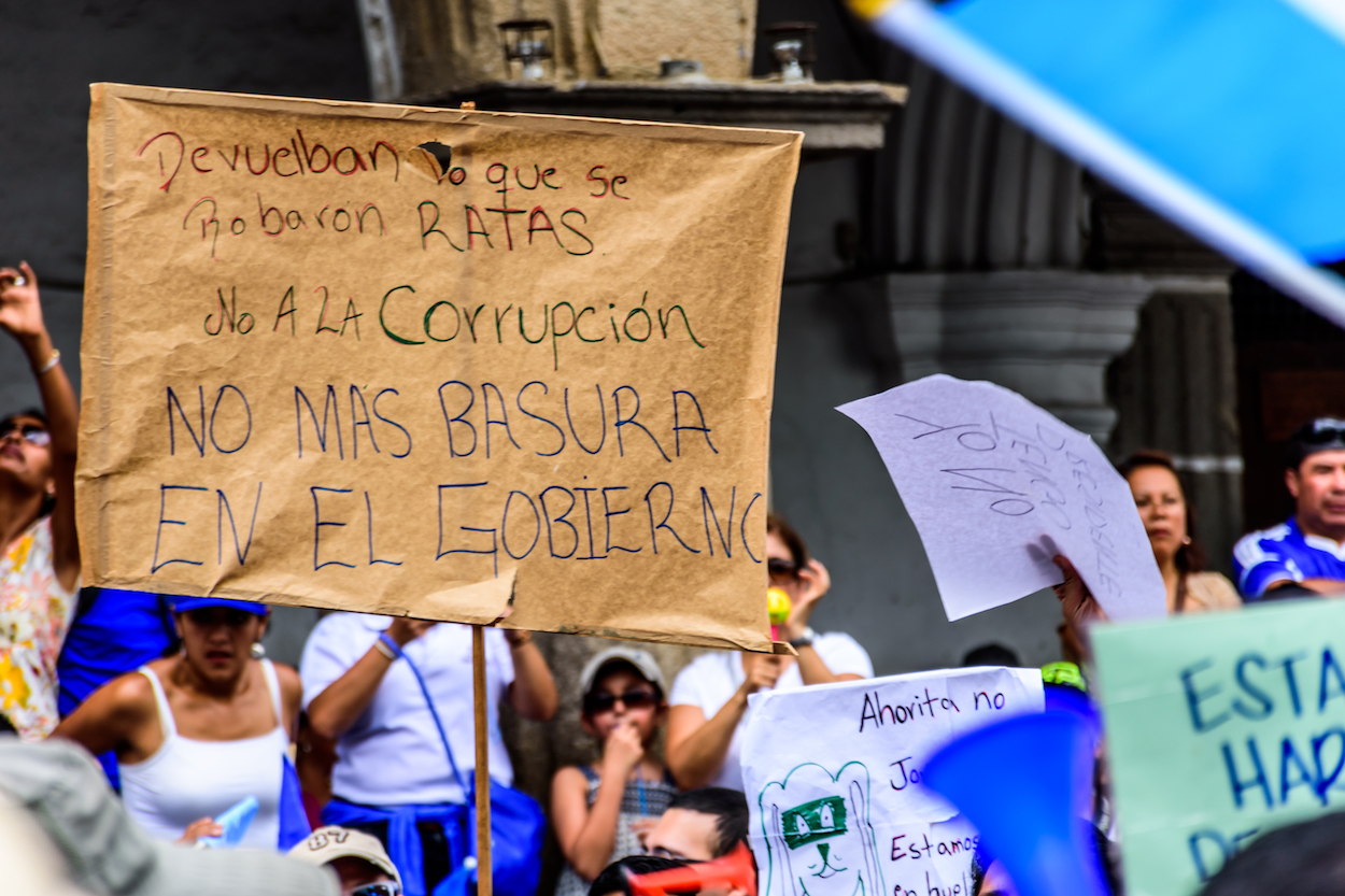 What People Think: Corruption in Latin America & the Caribbean