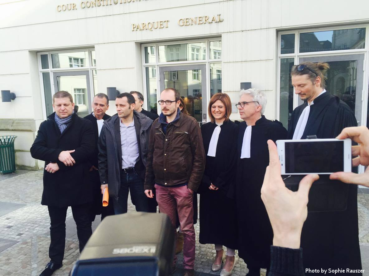 Antoine Deltour: LuxLeaks whistleblower's long legal battle continues