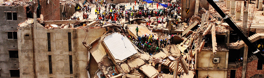 Rana Plaza one year on: what has changed?