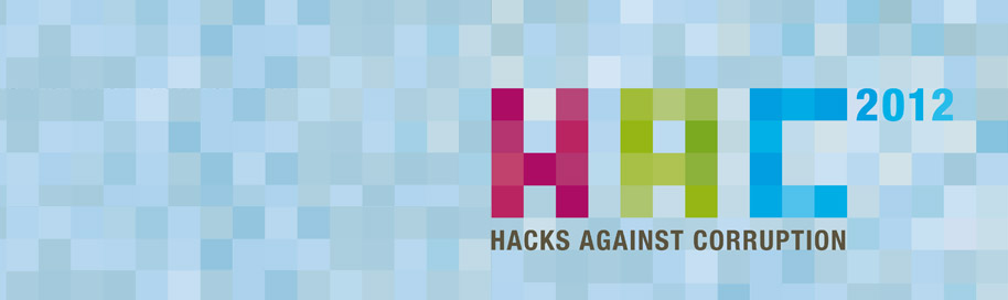 Hacks Against Corruption – be part of it!
