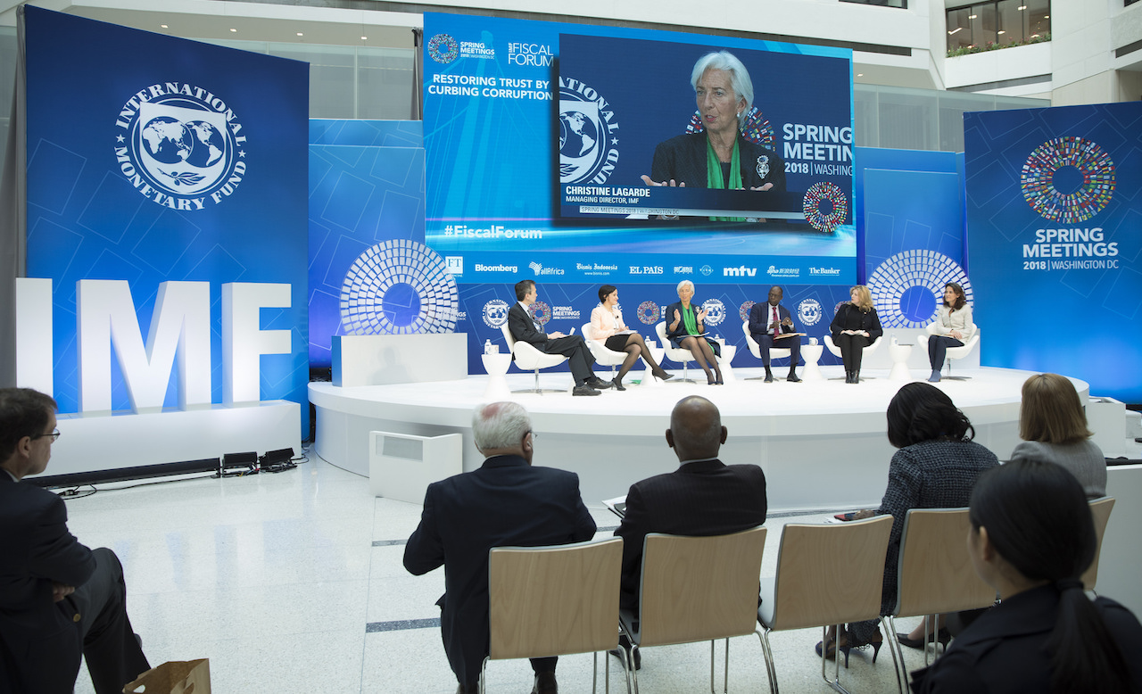 The new IMF anti-corruption framework: 3 things we'll be