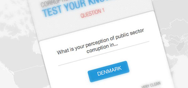 Test your knowledge of public sector corruption