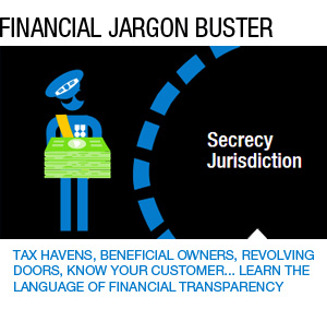 Financial jargon buster image