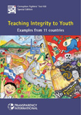 Teaching integrity to youth, cover