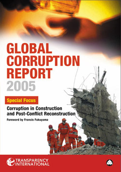 Cover of GCR: Construction and post-conflict reconstruction sector