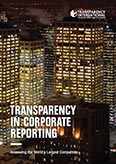 Transparency in corporate reporting: assessing the world's largest companies (2014)