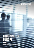 Lobbying in Europe: hidden influence, privileged access