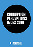 Corruption Perceptions Index 2016