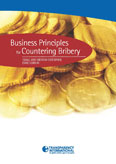 Business principles for countering bribery – small and medium enterprises edition, cover